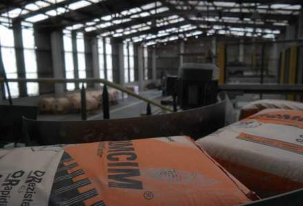Vanzarile de ciment ale Lafarge in Romania, pe val: CRH, noul proprietar al Lafarge, primeste in portofoliu un business cu o crestere de peste 25% in S1