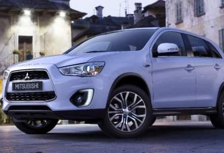 Mitsubishi aduce un motor de 1,6 litri diesel pentru SUV-ul ASX