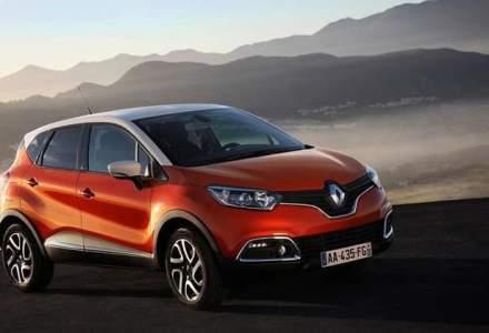 Veniturile Renault au crescut cu 12% in primul semestru, la 22,19 mld. euro