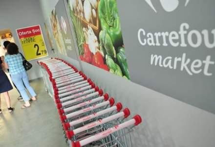 Carrefour face profit peste asteptari, desi rezultatul este in scadere