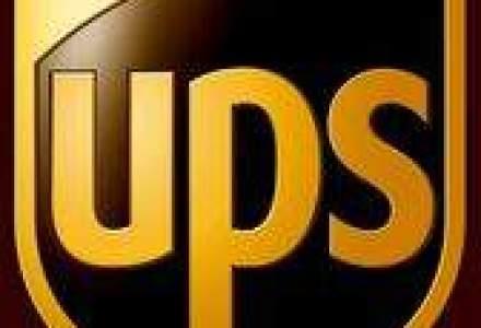UPS Romania vede o crestere de 25% a afacerilor