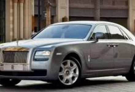 Rolls-Royce sfideaza criza cu vanzari in crestere cu 146% in primele 5 luni
