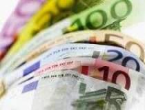 Euro s-a apreciat in fata...
