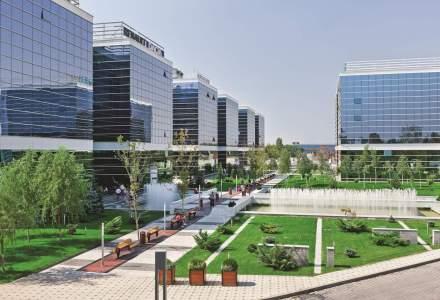 Zonele cu cele mai pline birouri: vestul, cel mai mic grad de neocupare