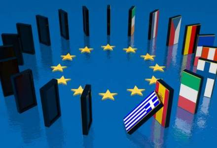Grecia poate fi doar prima piesa de domino din Zona Euro: urmeaza Spania, Italia sau Portugalia?