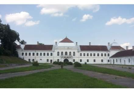 Castelul Wesselenyi din Jibou, la vanzare pentru 1,5 mil. euro