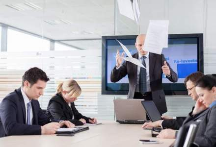 """Motivul pentru care un manager cu afaceri de 2,8 mld. dolari se considera """"un sef ingrozitor"""""""