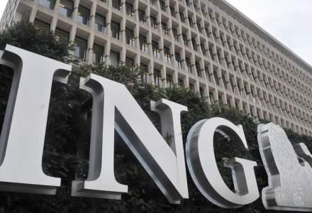 ING Bank, rezultate la 6 luni: profitul net scade usor, dar creditarea creste cu 24%
