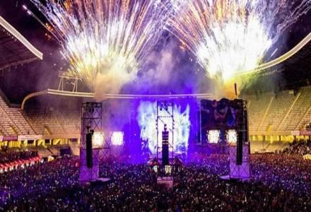 Untold Festival, 60.000 de spectatori pe zi