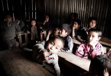"""Campania umanitara """"Joy for Nepal"""" a strans peste 100.000 de euro"""
