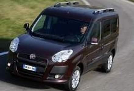 AutoItalia Group a adus noul Fiat Doblo Panorama
