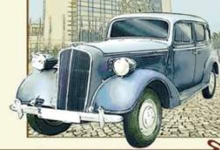 """Galerie foto: Prima editie a """"Bucharest Classic Car Show. Opel 111 ani"""""""