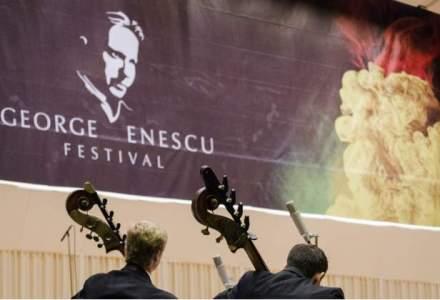 (P) Primele cele mai bune patru orchestre ale lumii incanta publicul la Festivalul Enescu