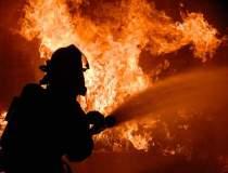 Incendiu in Parcul National...