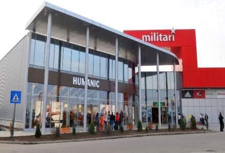 Militari Shopping Center a inregistrat venituri din chirii de 2,91 milioane euro in primul semestru