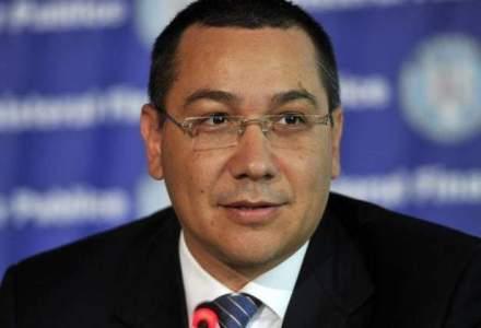 Victor Ponta: Guvernul va acorda despagubiri pentru culturi agricole afectate de seceta