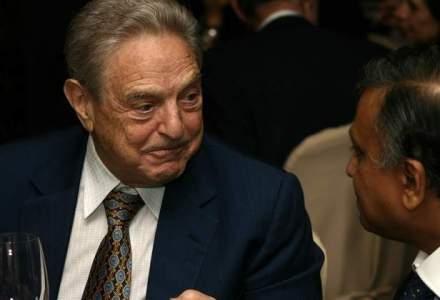 George Soros si-a redus detinerile de actiuni ale companiilor petroliere