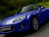 Mazda MX-5 premiata in Marea...
