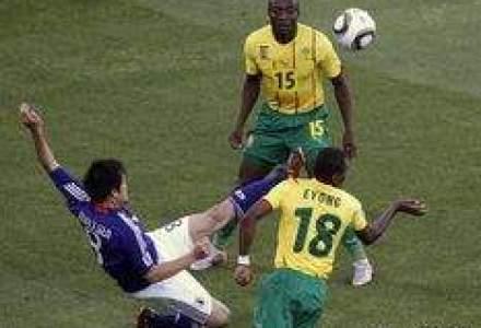 Japonia vs. Camerun - Fotbal si economie. Asiaticii, mai buni si la fotbal: 1-0