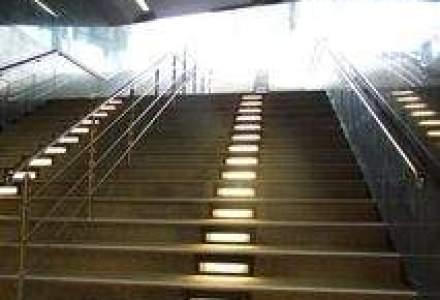 Primul pasaj intre metrou si mall, finalizat dupa o investitie de 3 mil. euro