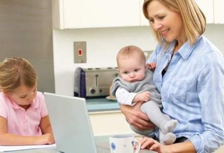 Proiect inedit: peste 500 de mame vor fi informate despre drepturile pe care le au in piata muncii