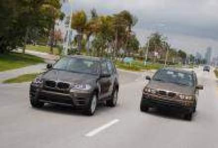 BMW a vandut un milion de SUV-uri X5 in 11 ani