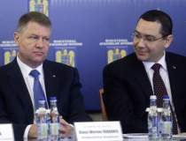 Victor Ponta: Iohannis a fost...