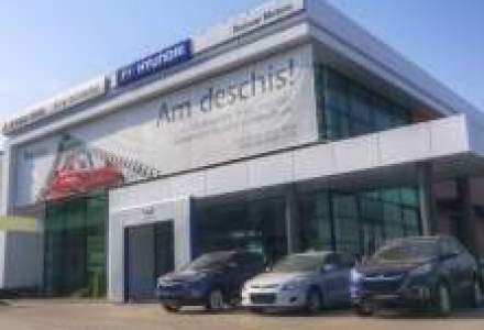 TiriacAuto a inaugurat un showroom in Bucuresti, insa isi trimite oamenii de vanzari pe teren