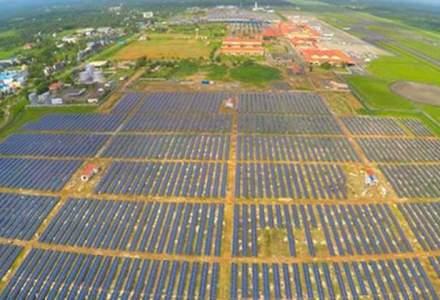 Un aeroport din India, primul din lume alimentat in intregime cu energie solara