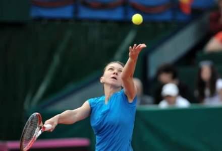 Simona Halep este in finala la Cincinnati, o va intalni pe Serena Williams
