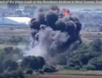 VIDEO: Un avion s-a prabusit...