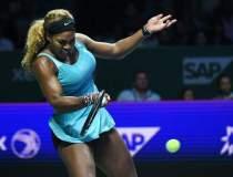 Serena Williams: Simona Halep...