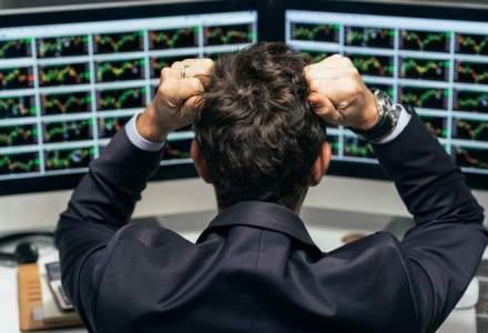 Dezastru pe Bursa: Site-ul BVB s-a inchis. BET-FI -10%; BET -8%