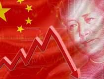 Bursa din China, declin de...