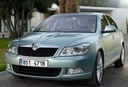 Vanzarile Skoda Auto au avansat cu 17% in primele 5 luni