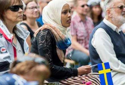 Suedia s-a saturat de imigranti. Cel mai popular partid anti-imigratie, lider in sondaje