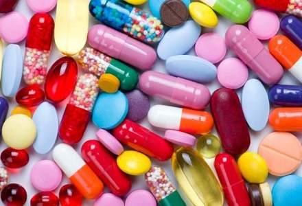 Vanzarile de medicamente au scazut in trimestrul al doilea la 2,83 miliarde lei