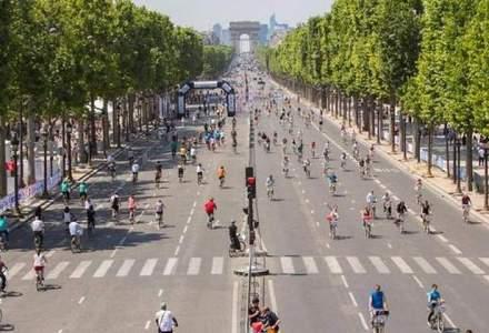 Circulatia rutiera in Paris va fi oprita pentru o zi