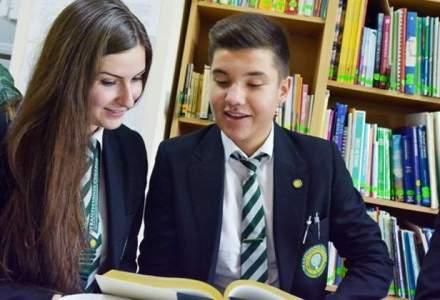Transylvania College investeste 50.000 euro intr-un program prin care orice copil poate deveni lider