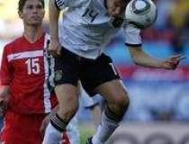 Economie si fotbal. Germania...