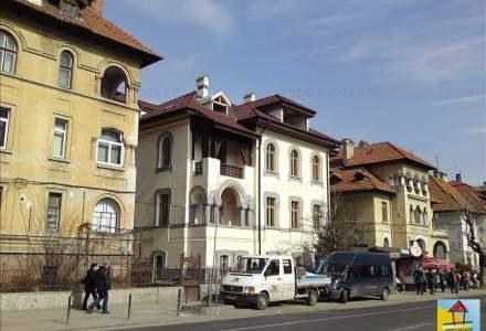 Cat costa o casa istorica in cele mai frumoase orase din Romania