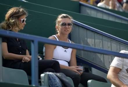 Simona Halep face pereche cu Horia Tecau la US Open, la dublu mixt