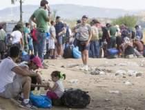 Imigrant mort intr-un schimb...