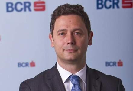 BCR are un nou CEO: Sergiu Manea este primul roman care va conduce cea mai mare banca din piata de la privatizare