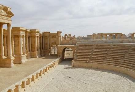 Gruparea Stat Islamic a distrus un alt templu antic din orasul Palmira