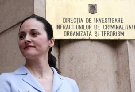 Alina Bica, retinuta de DNA: ar fi luat mita in favoarea lui Horia Simu