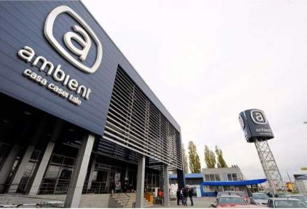 Ambient Sibiu si-a cerut insolventa: retailerul de bricolaj se confrunta cu mari probleme financiare