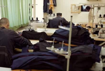 Cati detinuti muncesc in Romania si cati bani castiga din spatele gratiilor
