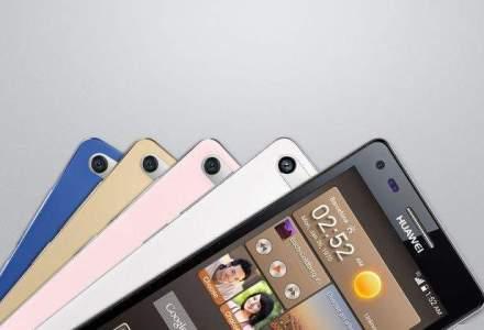 Huawei a vandut in Romania, in primul semestru, 130.000 de smartphone-uri
