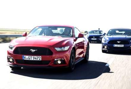 Test cu o legenda: coupe-ul american Ford Mustang